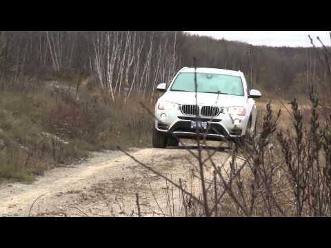 2015 BMW X3 xDrive28d Video Review
