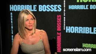 Nonton Horrible Bosses  Jennifer Aniston Interview  07 08 2011  Film Subtitle Indonesia Streaming Movie Download