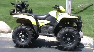 6. 2010 Suzuki KingQuad 450