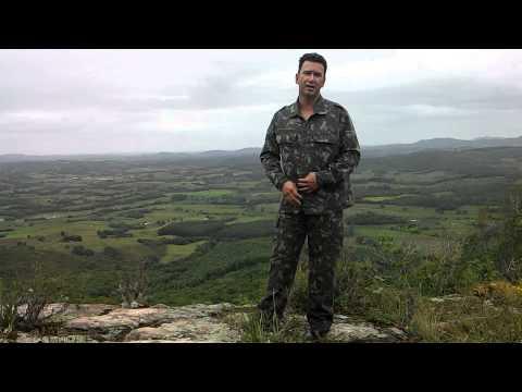 Clamor no Monte- Cerro Negro Mariana Pimentel Rs