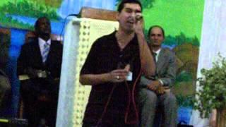 Diego Cantando Te Amo Jesus Davi Sacer