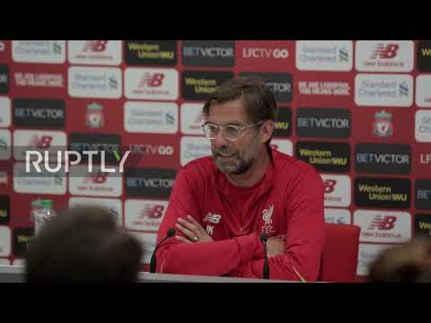 UK: 'Disgusting' - Liverpool Boss Klopp Slams Chelsea Fans' Racist Salah Video