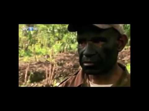 Ross Kemp Confronts Rascals (Thugs) In Papua New Guinea