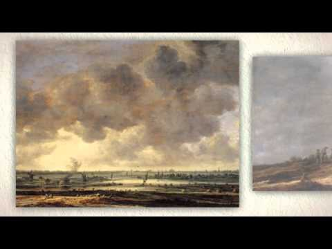See video Jan van Goyen - Restaurierung - Museumslandschaft