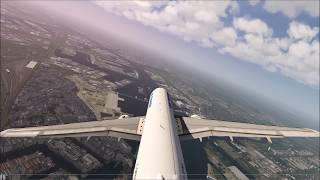 Video AIRFRANCE A320 landing at Amsterdam [Tail CAM] ++ Aerofly FS 2 MP3, 3GP, MP4, WEBM, AVI, FLV November 2018
