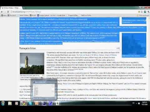 XemanticA – Knowledge Desk Pro Demonstration 1.wmv