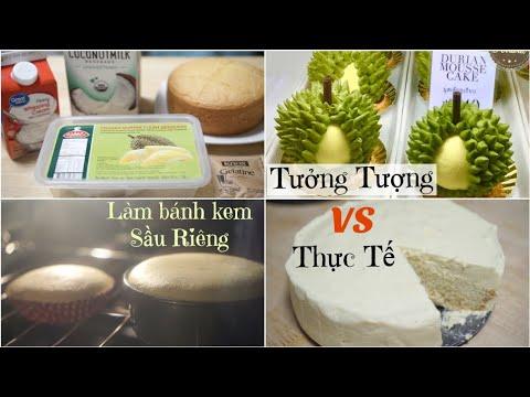 Làm Bánh Mousse Sầu Riêng Ngon Ngon Ăn Là Ghiền ♥ Durian Mousse Cake | mattalehang - Thời lượng: 18:39.