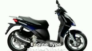 1. 2011 Aprilia SportCity 125 - Features, Info