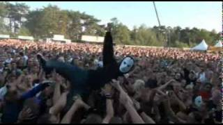 Video Angerfist @ Dominator stagedive 2010 MP3, 3GP, MP4, WEBM, AVI, FLV November 2017