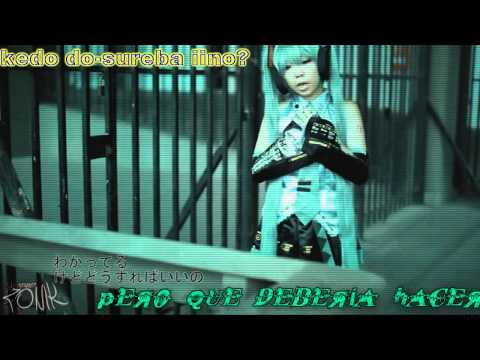 Hatsune Miku - Love is war (PV sub español HD)