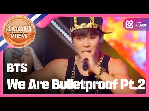 Video (ShowChampion EP.70) BTS - We Are Bulletproof Pt 2 (방탄소년단-We Are Bulletproof Pt 2) download in MP3, 3GP, MP4, WEBM, AVI, FLV January 2017
