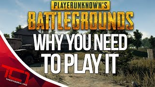 """WHY YOU NEED TO PLAY BATTLGROUNDS. Today we talk about why you should be playing player unknowns battlegrounds. Let me know what game you want me to talk about next down in the comments below.Best Place to buy cheap csgo skins is   https://www.rpgah.com/, Use code""""JOB""""get a 3% discount!GIVEAWAY - https://gleam.io/LXWRt/win-awp-hyperbeast-ft★ Patreon - https://goo.gl/cZcV7R★ 2nd Channel - https://goo.gl/RyvCmn★Snacphat - TheChosen1inc★Instagram - https://goo.gl/cv1hvL★Twitch - http://goo.gl/kRBgH2★Twitter - https://goo.gl/xUmcOE★Steam Group - http://goo.gl/Radyih (Join For Updates)★Intro Song - https://goo.gl/L8qshP★Outro Song - https://goo.gl/sPD2Q1★Config - http://goo.gl/vCXbiKThechosen1inc is a cs go channel focused on talking about everything cs go. The focus is bringing you the latest cs go news and also opinions on the latest things going on in the counter strike global offensive community. Feel free to subscribe if your interested in counter strike global offensive content and the opinions of an angry man.Johnny BumbleFuck Is Always Watching ༼◕_◕༽Contact Email - Schonewise@gmail.com"""