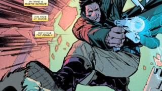 AfterShock Comics: The Revisionist