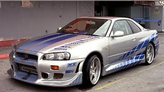 Nonton Gta 5 make brians 2 fast 2 furious skyline + clothes and hair Film Subtitle Indonesia Streaming Movie Download