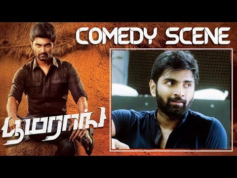Boomerang -  Comedy Scene  | Atharvaa |  Megha Akash | Indhuja Ravichandran | Sathish | RJ Balaji