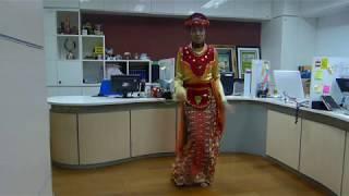 Betawi Creations Traditional Dance - Ondel Ondel