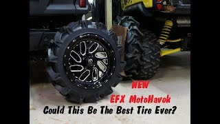 8. EFX MotoHavok Tire Review