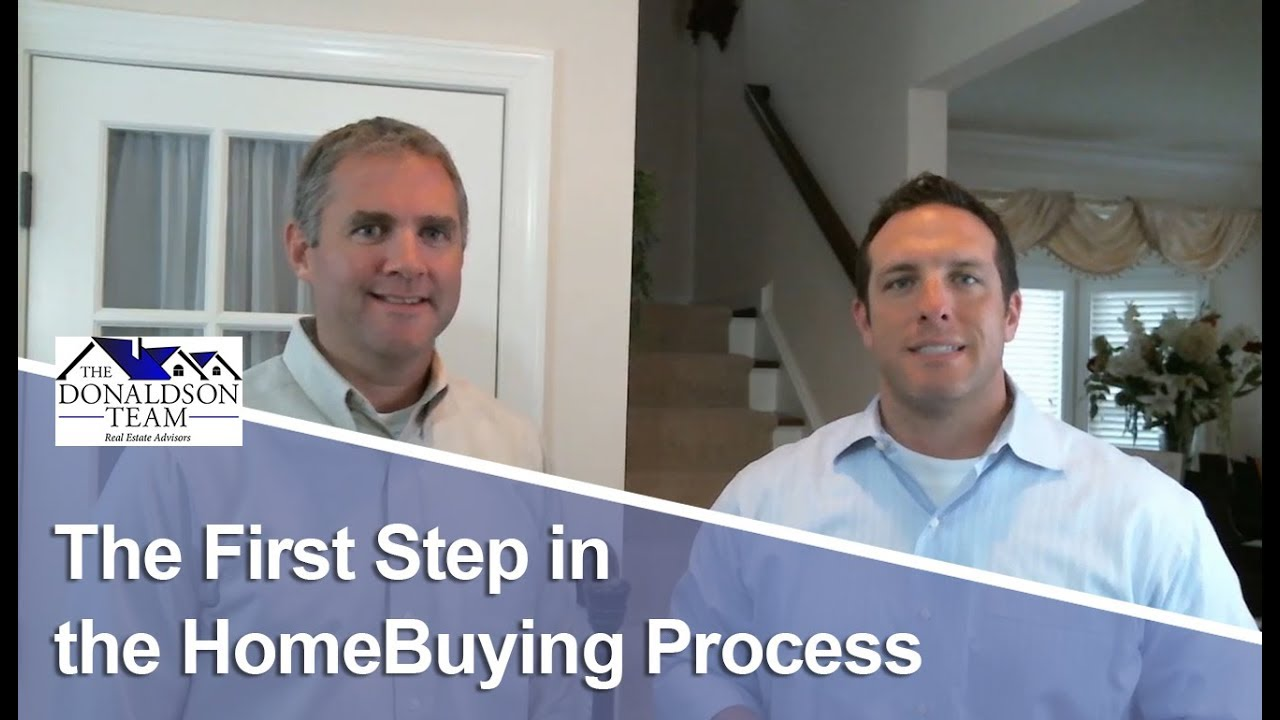 The First Step in the Home Buying Process: Getting Pre-Qualified