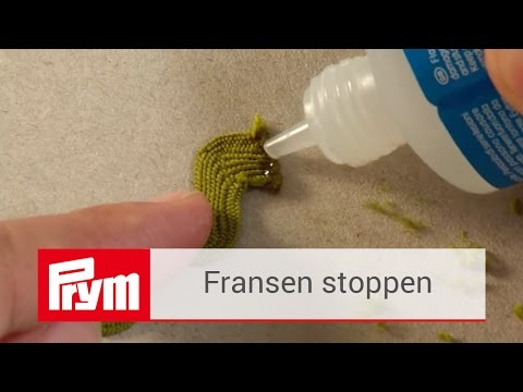 Prym Rafelstop instructievideo