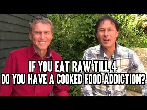 Raw - John from http://www.okraw.com/ interviews Dr. Robert Lockhart about a talk he gave at the Woodstock Fruit Festival comparing Raw till 4 and 100% raw food diet. In this episode you will learn...