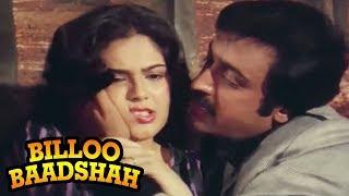 Video Gulshan Grover tries to attack a girl - Billoo Badshah Action Scene MP3, 3GP, MP4, WEBM, AVI, FLV Juli 2018