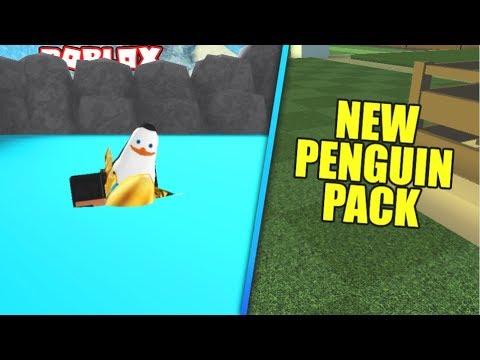 NEW PENGUIN PACK (Best Item) | Yard Work Simulator