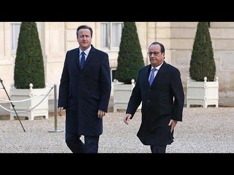 Γαλλία: Διπλωματικός μαραθώνιος Ολάντ για κοινό μέτωπο κατά του ISIS