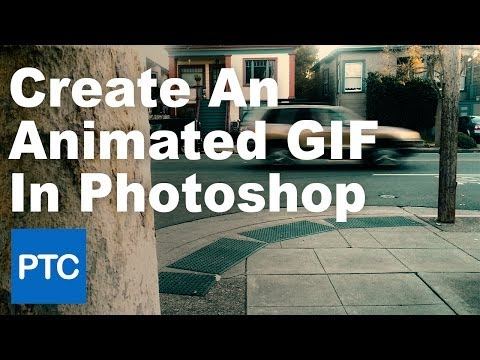Create an Animated Gif In Photoshop Using Mobile Phone Videos