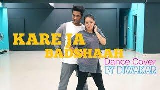 Kareja (Kare Ja)   Dance Cover   Badshah Feat. Aastha Gill   Diwakar's Choreography.