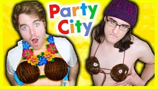 Video PARTY CITY HAUL with DREW MONSON! MP3, 3GP, MP4, WEBM, AVI, FLV Desember 2018