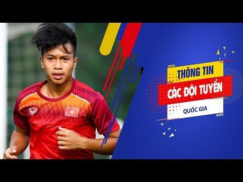 U18 Việt Nam hứng khởi tập luyện, hướng đến giấc mơ châu lục