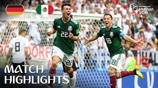 Video Germany v Mexico - 2018 FIFA World Cup Russia™ - Match 11 MP3, 3GP, MP4, WEBM, AVI, FLV September 2018