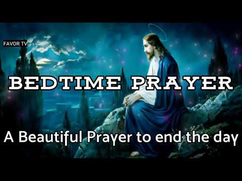 God quotes - A BEAUTIFUL PRAYER TO END THE DAY  BEDTIME PRAYER  QUOTES KINGDOM