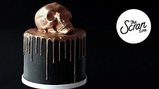 HALOWEEN BLACK MAGIC CAKE - The Scran Line
