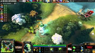 VG vs EHOME, game 1