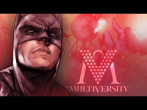 Future - If you've been reading Grant Morrison's The Multiversity, you're probably pretty familiar with the Map of the Multiverse by now. But if you think you know all its secrets, think again. In...