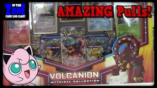 THE BEST Volcanion Mythical Collection Box! by Master Jigglypuff and Friends