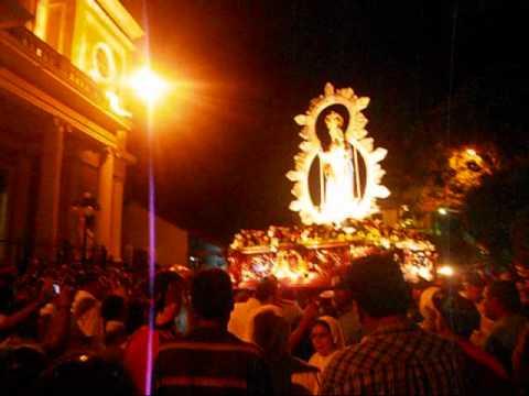 Bajada de nuestra señora: Inmaculada Concepción de María 2011 (Parte 2)
