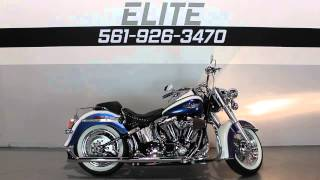 3. 2010 Harley Davidson Softail Deluxe FLSTN  * For Sale * SOUTHFLORIDAHARLEYS.COM