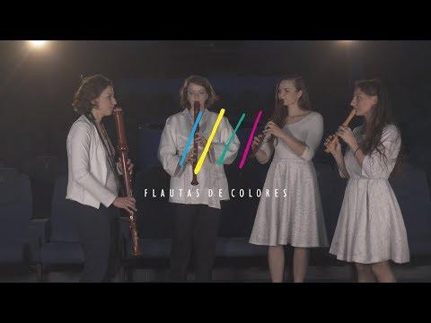 Flautas de Colores [Official video] видео