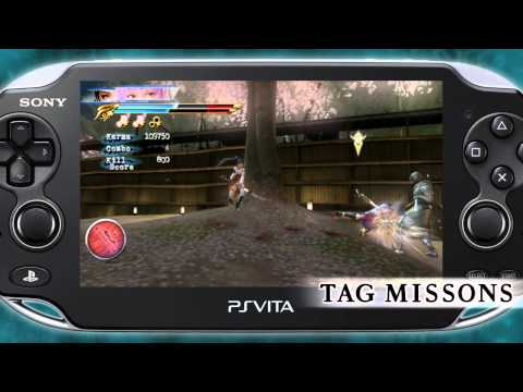 New Ninja Gaiden Sigma 2 Plus Video Shows Off Its PS Vita Features