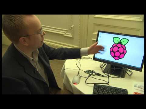 Robert Mullins, Co-Founder, Raspberry Pi Foundation Introduces Board B