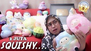 Video 2 JUTA SQUISHY! & BAHAYA MAIN SOSMED? KOK BISA... MP3, 3GP, MP4, WEBM, AVI, FLV Januari 2019