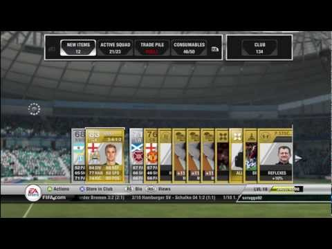 FIFA 12 Gold Pack - 200 LIKES? Thanks for watching guys, hope you enjoy this video! Follow us on twitter: http://twitter.com/#!/TheFifaTips Send me a friend request on facebook:...