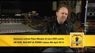 Nonton Mission To Lars Exclusive Interview With Lars Ulrich Of Metallica Film Subtitle Indonesia Streaming Movie Download