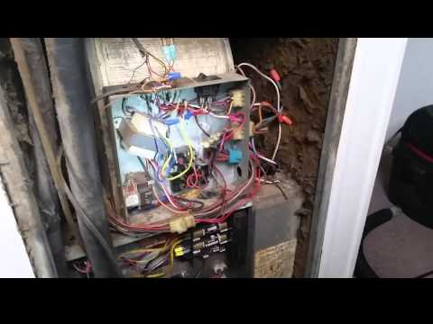 how to troubleshoot a electric furnace