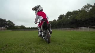 7. Honda Kids Off Road Range – CRF50F, CRF110F & CRF125F