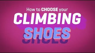 How To Choose Your Climbing Shoes - Ep 3 by La Sportiva
