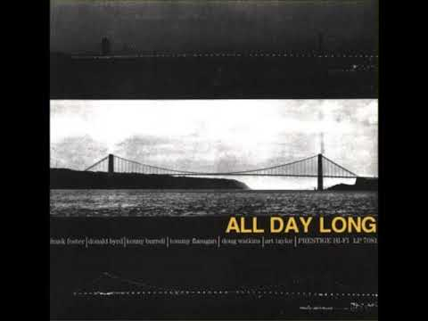 Kenny Burrell – All Day Long (Full Album)
