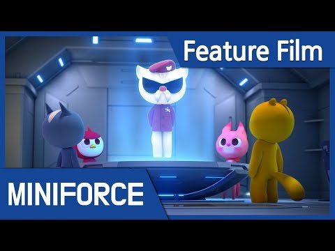 [Feature Film] Mini Force : New Heroes Rise (Full ver)